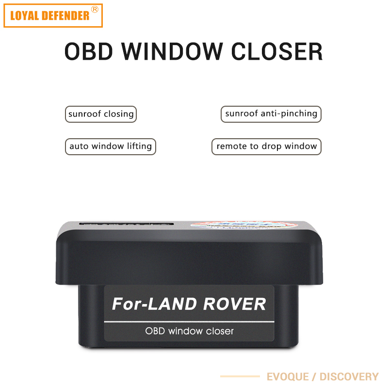 OBD auto window lifting for Land rover Range Rover and Evoque and - Auto Replacement Parts - Photo 2