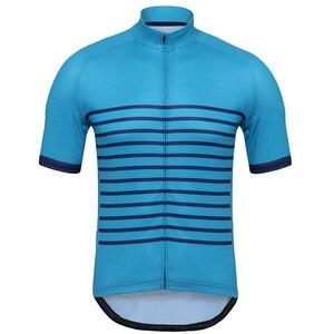 Image 5 - Crossrider 2020 clássico dos homens de manga curta ciclismo camisa da bicicleta mtb uniforme roupas bicicleta wear maillot ropa ciclismo
