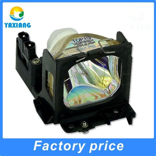 ФОТО TLPLW2 Compatible projector lamp bulb  with housing  for TLP-S221 TLP-T421 TLP-T520 TLP-T620 TLP-T621 TLP-T720 TLP-T721  , etc