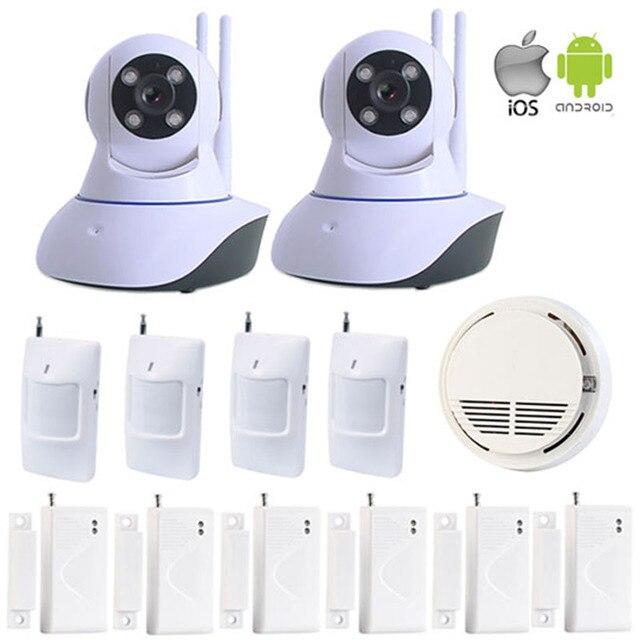 Home security door sensor wifi floors doors interior for Interior home monitoring system