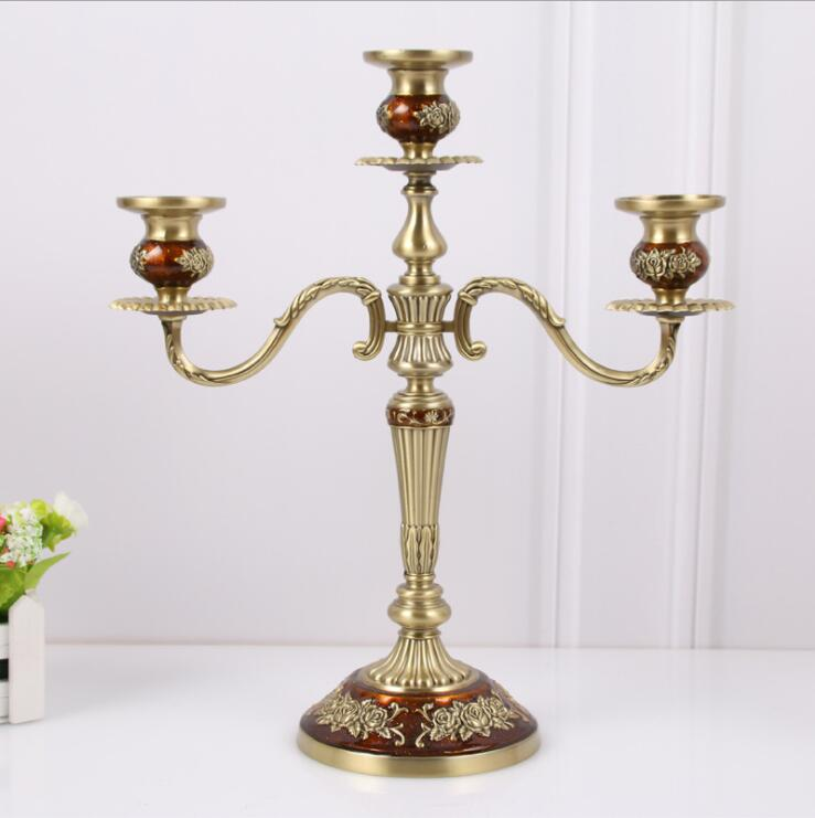 HighQuality Europe 3arm metal candle holders christmas candle holder  candle stand candle stick decoration for christmas ZT158HighQuality Europe 3arm metal candle holders christmas candle holder  candle stand candle stick decoration for christmas ZT158