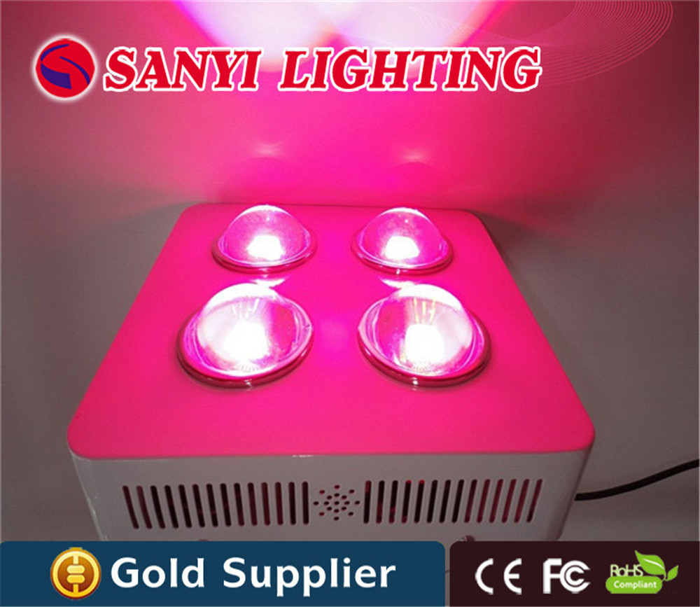 Free Shipping To Russia Red Blue Led Grow Light COB 200Watt 4x50W Led Light For Horticulture,greenhouse System
