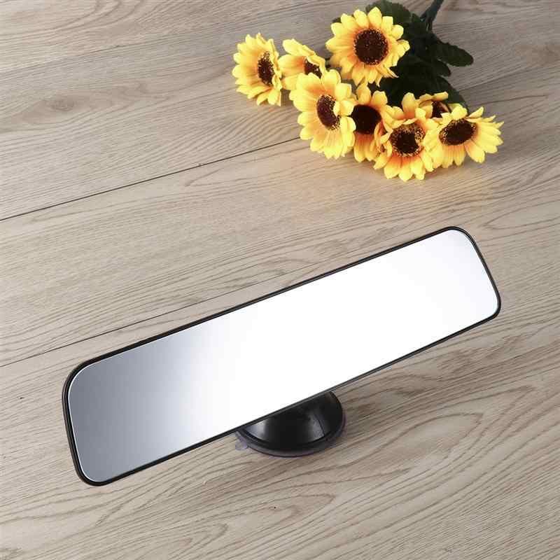 بانورامية مرآة الرؤية الخلفية العالمي زاوية واسعة مرآة الرؤية الخلفية مع شفط تركيب السيارات الداخلية المرايا مرآة الرؤية الخلفية