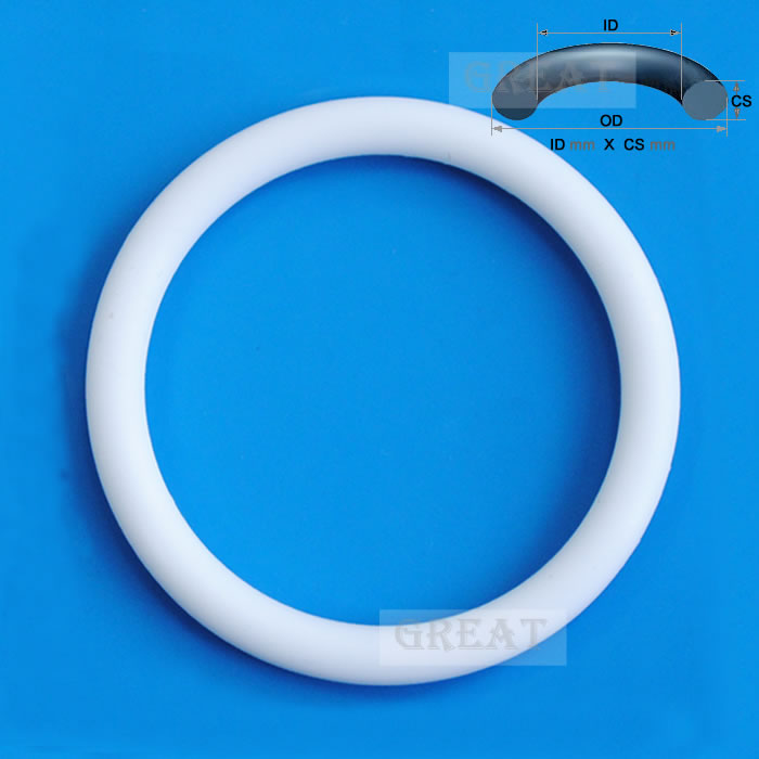 buy vmq pvmq silicone o ring sealing rubber gtbent white design products from. Black Bedroom Furniture Sets. Home Design Ideas