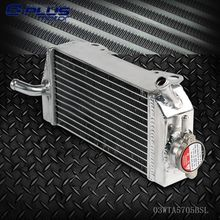 Aluminum Radiator rightg For HONDA CRF450 CRF450R 2005-2008 05 06 07 08