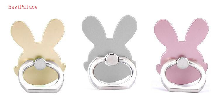 Magnetic Rabbit Cartoon Phone Holder Universal Ring for Iphone X 8 6 Se 5s 6 6s 7 Plus for Xiaomi Redmi 4x Phone AccessoriesMagnetic Rabbit Cartoon Phone Holder Universal Ring for Iphone X 8 6 Se 5s 6 6s 7 Plus for Xiaomi Redmi 4x Phone Accessories