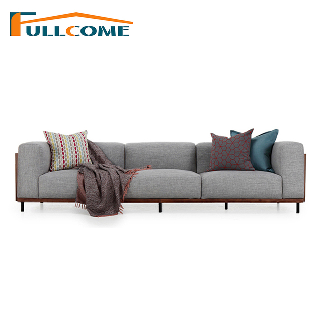 China Luxury Home Furniture Modern Fabric Scandinavian Sofa Living Room  Chesterfield Italian Fabric Sofa Love Seat