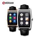 Zeblaze Cosmo Bluetooth Водонепроницаемый Smart Watch MTK2502C Smartwatch Шагомер Сна Монитор Сердечного ритма для IOS Android Смартфон