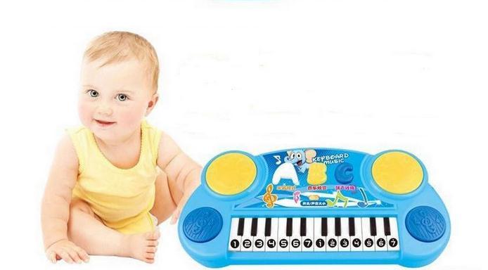 Распродажа многофункциональная музыкальная лампа детское пианино для мальчиков и девочек электронные музыкальные игрушки для детей детский музыкальный инструмент