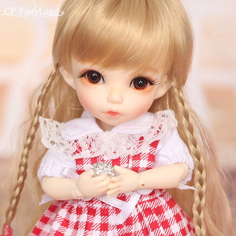 Free Shipping Fairyland Pukifee Ante 1/8 bjd dolls model girls boys eyes High Quality toys shop resin цены
