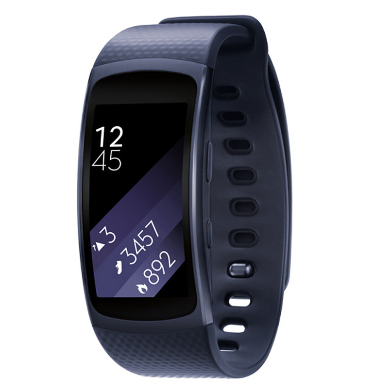 Excellent Quality Superior Luxury Silicone Watch Replacement Band Strap For Samsung Gear Fit 2 SM-R360 Wristband