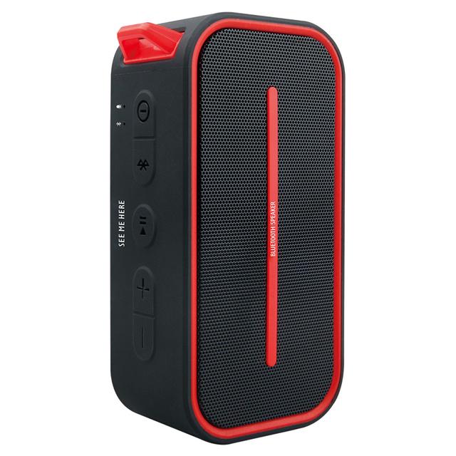 ME VER AQUI BV500 Ultra Portátil Sem Fio Bluetooth Speaker Loud com Baixo, IPX5 Resistente À Água, Caminhadas, escalada, praia, chuveiro