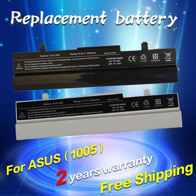 JIGU 6 cells 4400mAh 11.1v Battery for Asus Eee PC EEEPC 1001HA 1001PX 1005HA 1005PE 1101HA AL32-1005 ML32-1005 PL32-1005