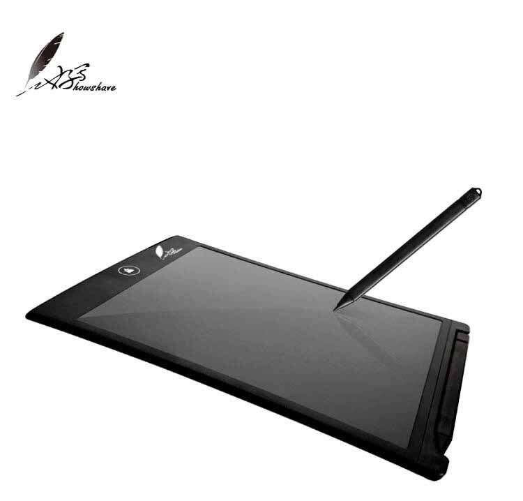 Tela de toque 8.5 polegadas lcd tablets placa de desenho crianças graffiti mão-escrito tela sem papel registros de escritório para boogie board