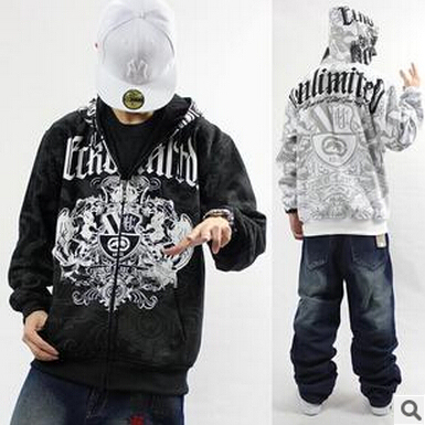 Spring autumn 2016 new European and American style tide men rhino hip-hop casual hooded cardigan Sweatshirts Cheap wholesale
