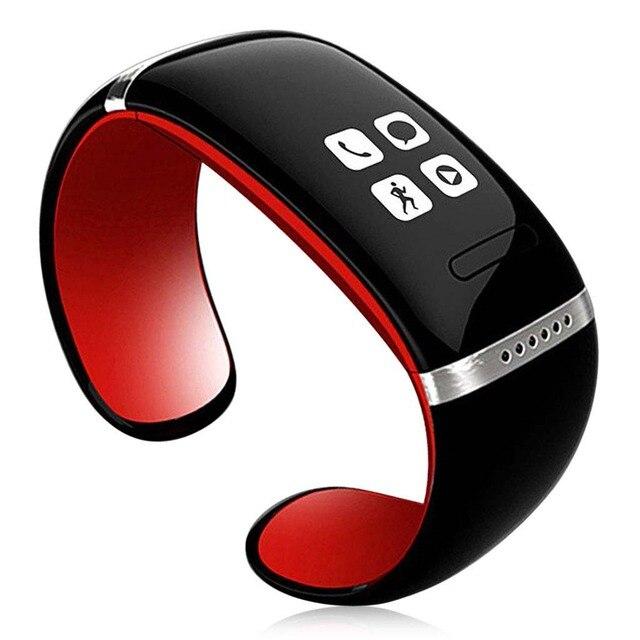 Мужские женские Смарт Наручные Часы Bluetooth Браслет для Android Сотовый Телефон