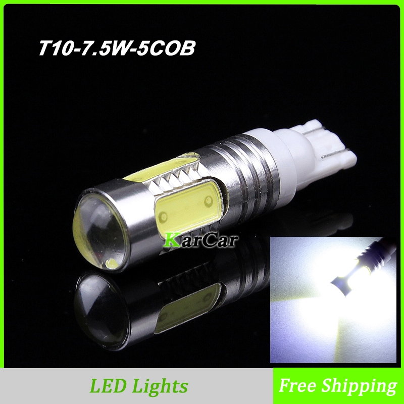 T10 W5W 5 COB 7.5W LED Door Light Bulbs 194 168 Car Clearance Light, 161 Marker Lamp 12V 912 921 Rear Tail Light White sitemap 251 xml