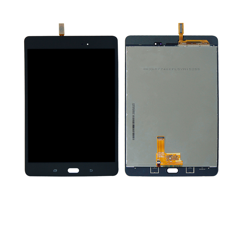 For Samsung Galaxy Tab A SM-T350 T350 T357 Touch Screen Digitizer Glass Lcd Display Assembly Replacement Free Shipping for samsung galaxy tab 4 10 1 sm t530 t530nu sm t537 touch screen digitizer glass lcd display assembly replacement free shipping