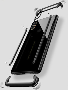 Image 5 - Xiaomi mi 10 プロ/ポコX2 プロ/mi 9t/redmi K20 プロ/blackshark 3 アルミ金属バンパースリムカバー電話ケース