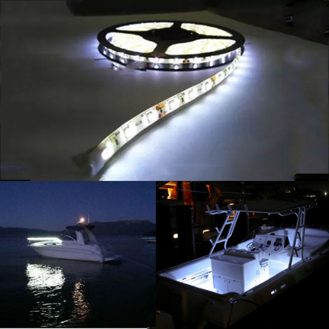 boot accent licht waterdichte led verlichting strip rv 5 m 300 leds smd 2835 16 ft