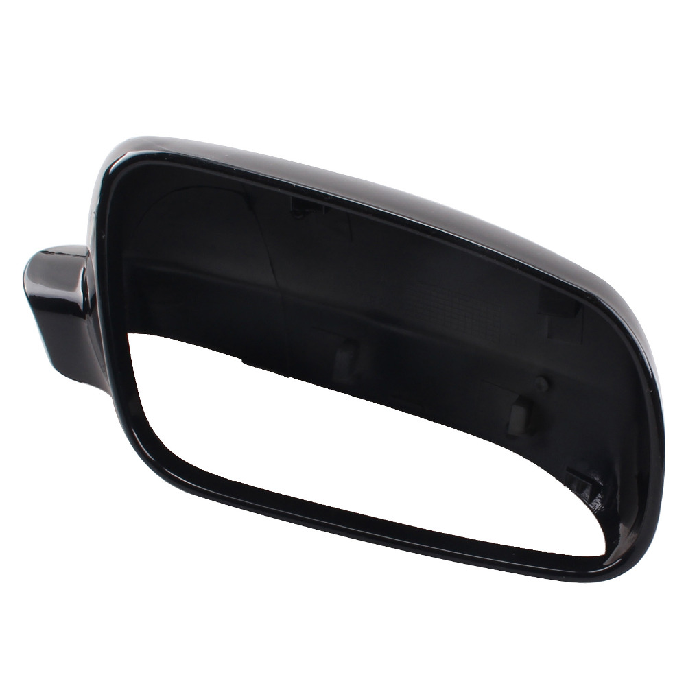 Volkswagen Polo Mk.4 05-10 LH N//S Black Wing Mirror Heated Indicator Electric