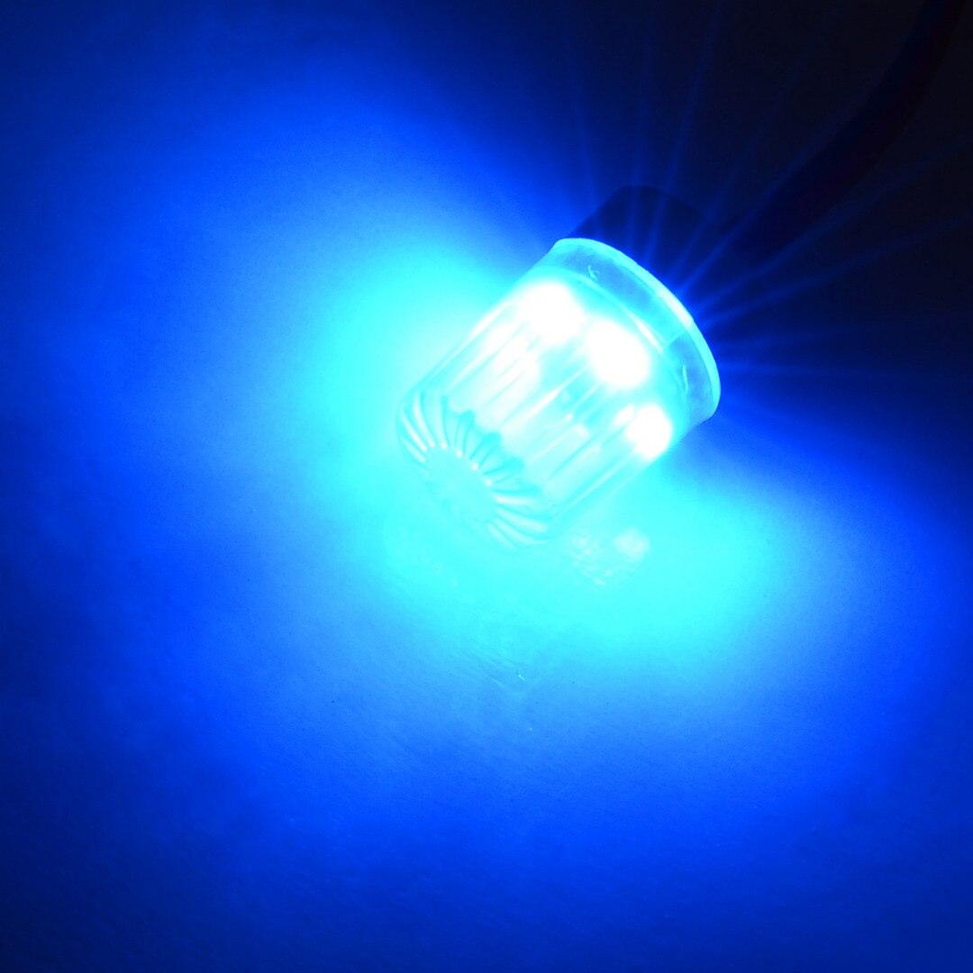 4V-6V Ultra Bright RC Model Car Truck LED Lights Police Flashing Rotating Light LED Light For RC Car Model Parts