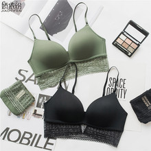 Europa Diepe V Sexy Kant Bh Set Ultra Dunne Vrouwen Ondergoed Zomer Transparante Comfortabele Lace Panty Plus Size Brasserie sets