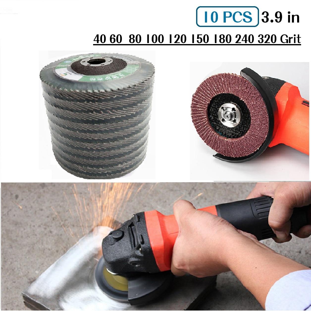 "Pcs 3/""Polishing Buffing Grinding Wheel Polisher Disc Pad Combination 10mm Hole"
