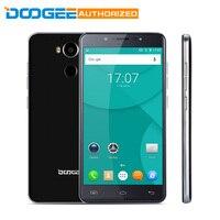 Doogee F7 Android 6.0 5.5 inç 4G Phablet Helio X20 2.3 GHz Deca çekirdek 3 GB RAM 32 GB ROM 13.0MP Arka Kamera Bluetooth 4.0 Akıllı Ges
