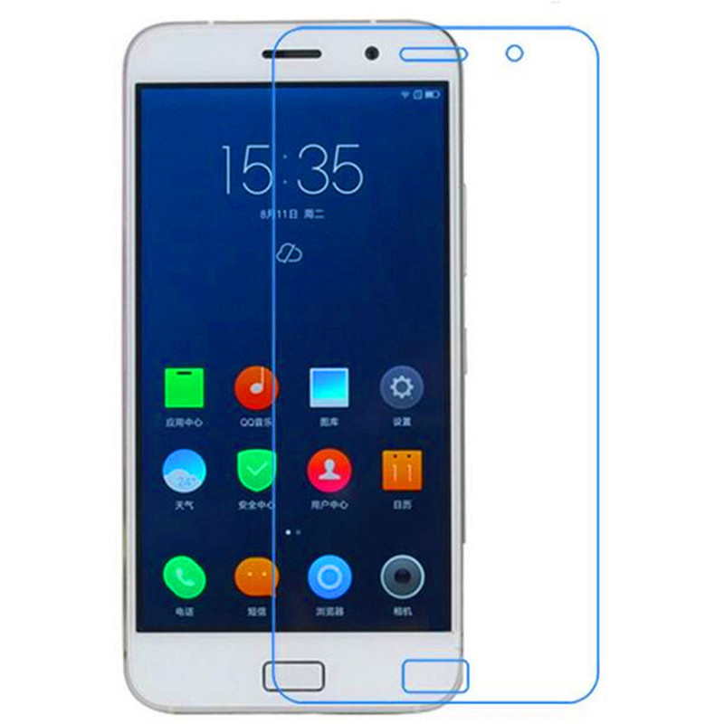 ZUCZUG 0.3mm 9H Hard Tempered Glass For Lenovo ZUK Z1 Z2 Z3 Pro 2.5D Arc Edge High Transparent Screen Protector With Clean Tools