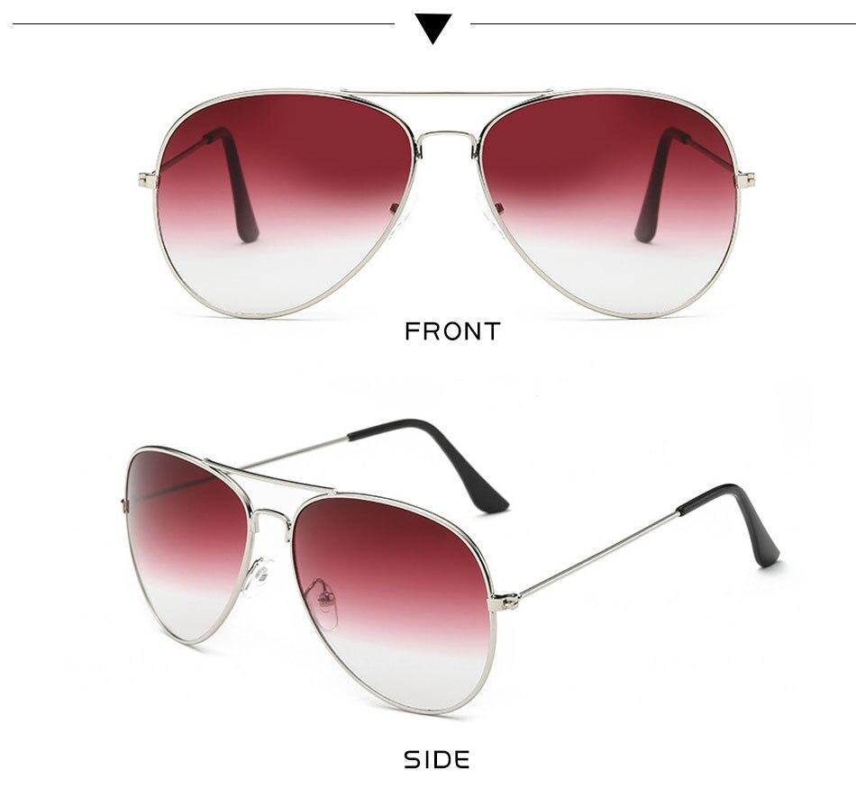 Купить Модные яркие солнечные очки Для женщин классические очки градиент солнцезащитные  очки Для мужчин лягушка зеркало солнцезащитные очки ... Цена Дешево 24b550a5719