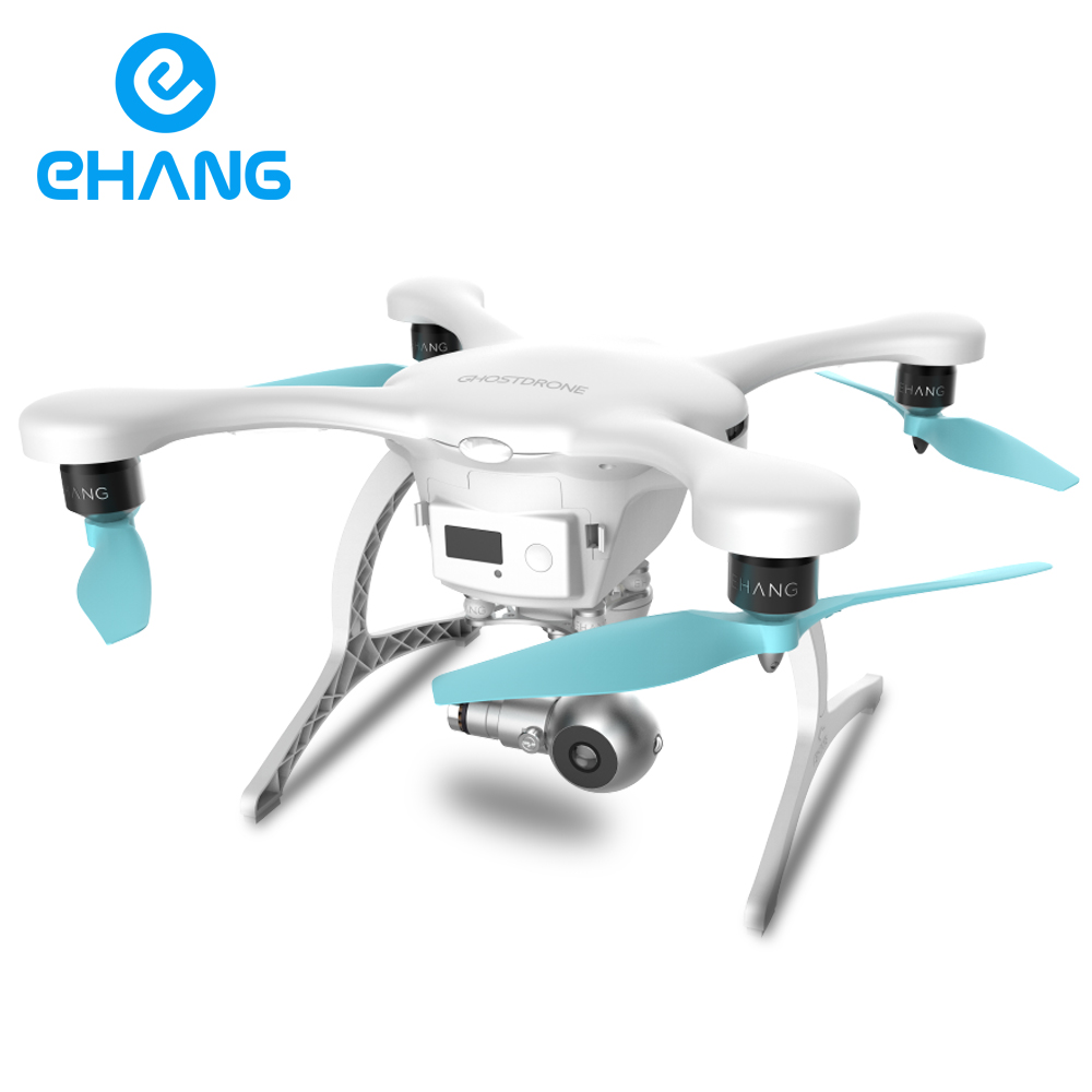 100% Original Ehang GHOSTDRONE 2.0 VR Quadcopter With 4K HD Sports Camera For Photographer, 100% Original 4 RC Helicopter drone
