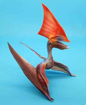 Pterosaur Dinosaurs Toy Classic Toys For Boys Animal Model