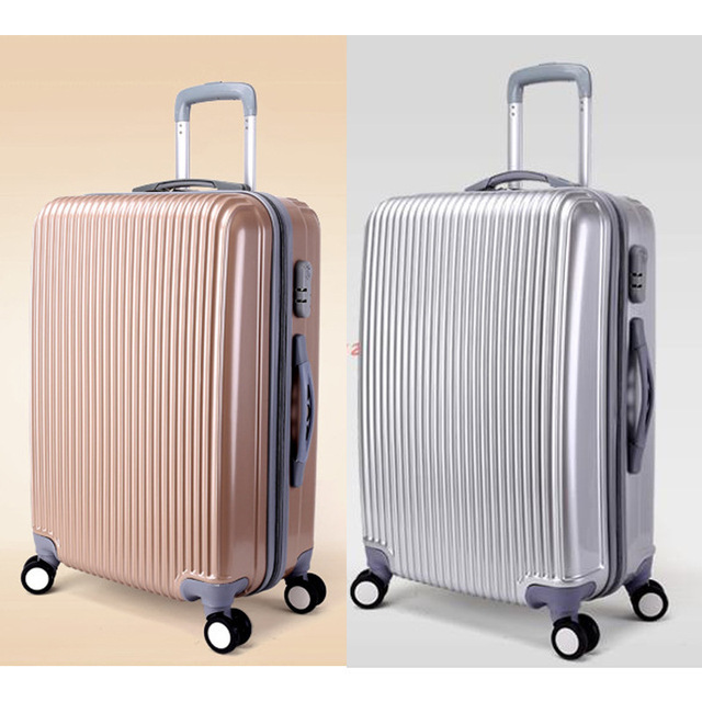 054679c94f02 Travel Luggage Spinner Wheels Suitcase Clothing Carry On Business Rolling  Trolley Luggage Case 20