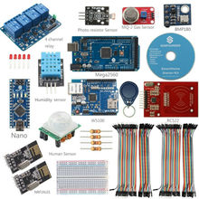 SunFounder DIY Simple Smart Home Internet of Things Kit for Arduino and Raspberry Pi NOT included Raspberry pi