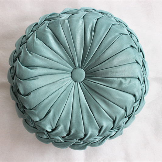 Round Decorative Pillow - Design Decoration