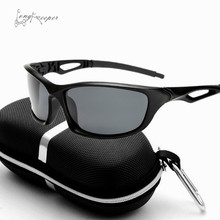LongKeeper Quality Polarized Sunglasses for Biking 2017 New Outdoor Cycling Glasses Sports Sun Glasses Eyewares for Men Women
