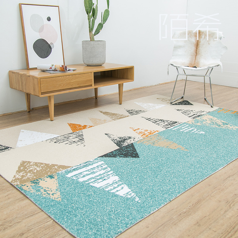 200X290 Large Nordic Style Modern Soft Carpet For Living Room Bedroom Kid Play Delicate Rug Home Floor Fashion Study Room Mat