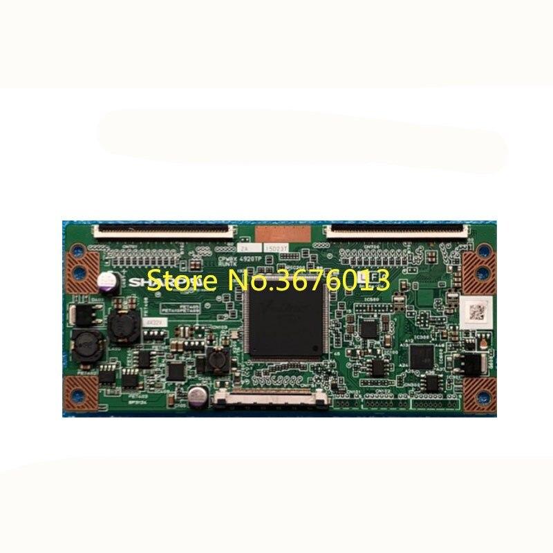 Elektronische Logikplatine CPWBX RUNTK 4920TP TLM60V89GP LK600D3LA38