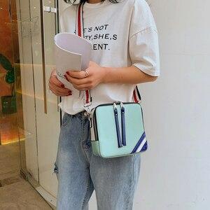Image 4 - Sling Bag Borsa A Tracolla Femminile Della Cinghia Piccolo Borse Delle Donne di Estate Alla Moda Borse Per Le Donne Sacchetti di Mano Delle Signore del Messaggero di Crossbody Verde