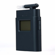 Portable Breath Alcohol Analyzer Digital Breathalyzer Tester Body Alcoholicity Meter Alcohol Detection(China)