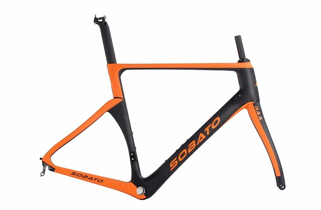 Goedkope carbon frame fietsonderdelen accessoires china fiets frames ...