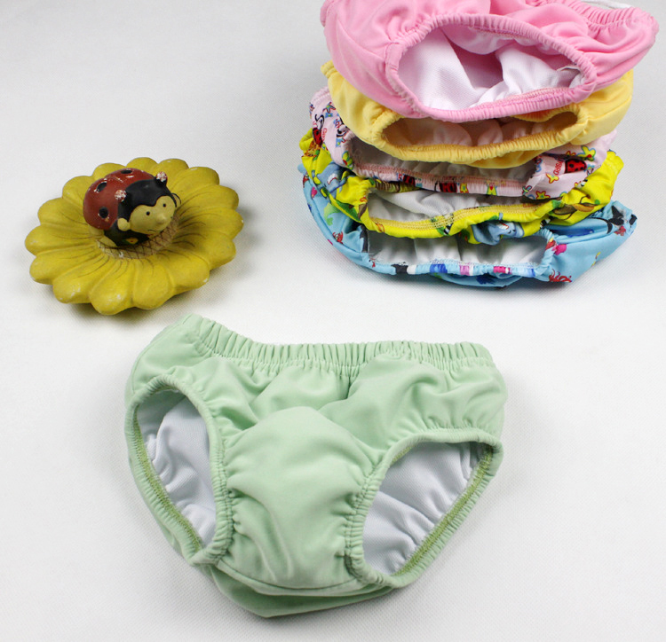 how to clean reusable swim diapers