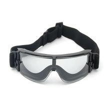 2016 Мода Стиль Мотокросс Очки очки Открытый Off Road Dirt Bike Gafas С Роскошная Коробка Для Мотоциклов Дым Объектива