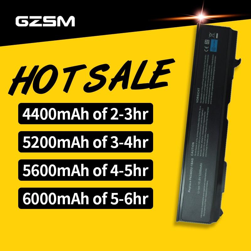 Bateria para TOSHIBA Satellite A80 HSW A85 A100 A105 A110 A135 M45 M50 M55 M70 M105-S10xx M115 PA3457U-1BRS PABAS067 bateria akku