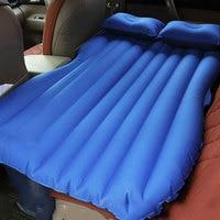 car travel bed inflatable mattress back seat sleeping sofa for VW Tiguan Allspace Tiguan L 2017 2018 mk2 Touareg 2005 2006 2011