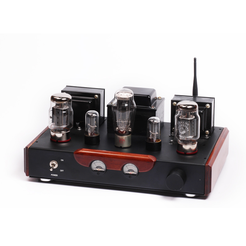 Douk Audio HiFi PSVANE KT88 Valve Vacuum Tube Amplifier Single-ended Class A Stereo Power Amp Integrated Amp 18W+18W douk audio pure handmade mini 6p3p vacuum tube amplifier 2 0 channel stereo hifi class a power amp 5w 2