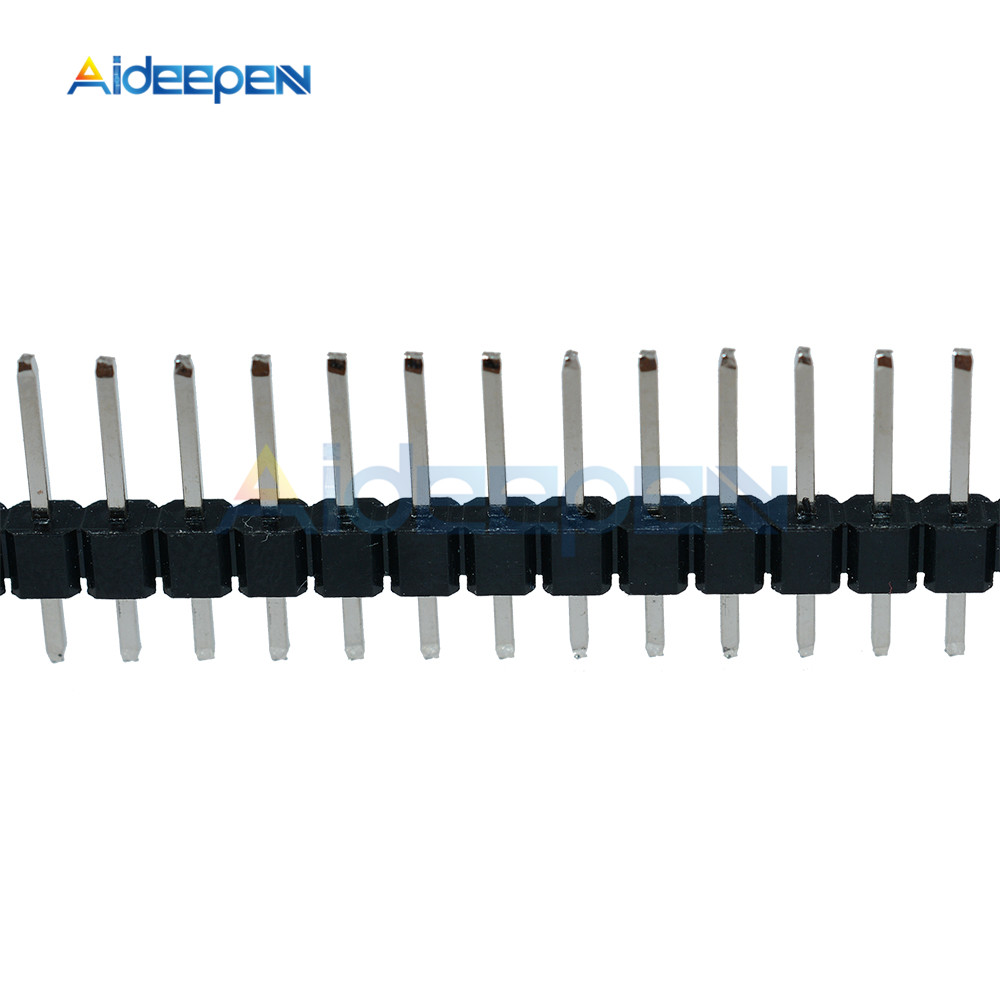 10PCS 40Pin 2.54mm Single Row Straight Female Pin Header Strip PBC Ardunio