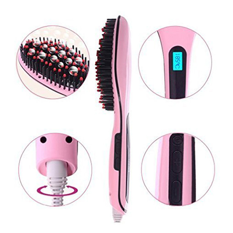 Automatic Massager hair Tools Handheld Hair Straight