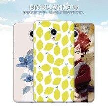 For Meizu Mx6 Case Cover Cartoon Plastic Transparent border Back Cover Phone Case For Meizu Mx6 (5.5 inch)